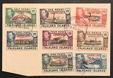 Falkland Islands Cover 1944 Graham Land King George VI