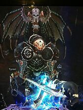 DIABLO 3 MODDED 2.6 BARBARIAN SET GRIFT 150 NEVER DIE XBOX ONE + WING AND PET