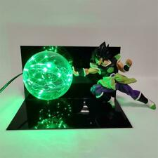 RARE Dragon Ball Z Broly Power Up Led Light Lamp Action Figure Whole
