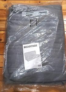 Ikea BEDDINGE Bezug für Bettsofa in grau - Neu und in Folie (22891) !!!