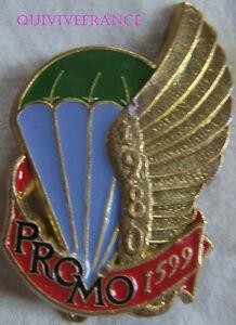 INS017 - INSIGNE Ecole des Troupes Aéroportées, Promo 1980 - 1599