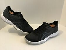 ASICS Mens Gel-Tactic Volleyball Shoe Performance Black/Dark Grey 12