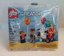 Lego Creator Balloon Cart Set 40108 Polybag - New