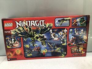 LEGO Ninjago : Attack Of The Morro Dragon (70736)