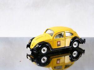 Dinky Toys GB n° 262 Volkswagen 1200 PTT Suisse Swiss Post VW 1/43