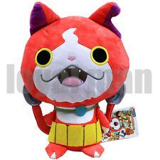 """Yokai watch Youkai Yo-kai 12"""" Jibanyan Plush Doll Toy ジバニャン soft stuffed cat US"""