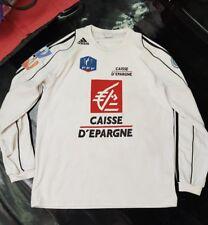 maillot jersey camiseta shirt om Marseille psg lens coupe France porté worn XL