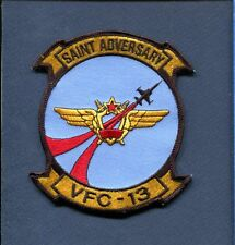 VFC-13 SAINTS ADVERSARY NORTHROP F-5 TIGER US NAVY Aggressor Squadron Patch