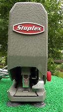 Staplex S 54 Hl Electric Stapler Rare Model One Of The 1st Made By Staplex 1950