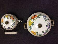 Essense Tabletops Enamel Pot & Kettle