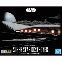 BANDAI Star Wars VEHICLE MODEL 016 SUPER STAR DESTROYER Plastic Model Kit NEW
