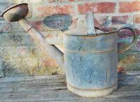 Ancien arrosoir en métal vintage Début XXème Siècle Collection Décoration
