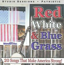 Red White and Blue Grass: 20 Songs That Make America Strong!, , Acceptable