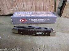 "CASE XX POCKET KNIFE STOCKMAN 3 5/8"" CLOSED 1 OF THE STRONGEST KNIVES CASE MAKES"