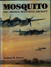 Mosquito - The Original Multi-Role Aircraft (Arm and Armour) - New Copy