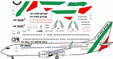 Air Italy Boeing 737-800 decals for Revell 1/144 kit