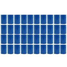 40 PC 4/5 Sub C 1600mAh 1.2V Ni-Cd Wiederaufladbare Batterie Zelle Flat-Top blau