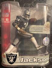 McFarlane HOF BO Jackson Oakland Raiders NFL Legends Series 3 NIP