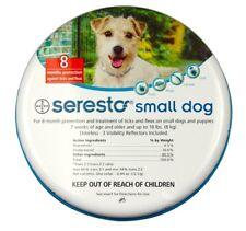 Seresto Collier Puces & Tique pour petits chiens (0.5-8.2kg)
