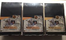 Lot of 3 1991-92 ProSet Hockey Boxes Series 1 Pro Set French FACTORY SEALED Case