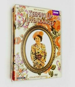 Keeping Up Appearances Collectors Edition DVD Complete Series 10-Disc Box Set