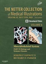 MUSCULOSKELETAL SYSTEM - NETTER, FRANK H., M.D. (COM)/ IANNOTTI, JOSEPH P., M.D.