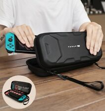 Mumba Carrying Case for Nintendo Switch Dual Protection Accessories Pouch Bag