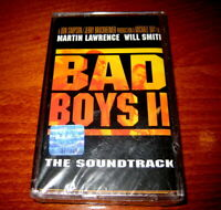 BAD BOYS II Soundtrack MADE IN BULGARIA New CASSETTE RARE Bulgarian Edition