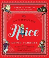 The Annotated Alice: 150th Anniversary Deluxe Edition (Hardback or Cased Book)