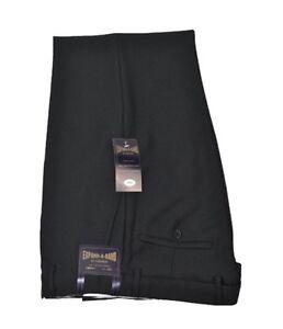 Mens Smart Formal Casual Dress Self Adjusting Waist Expandaband Trousers