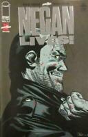 NEGAN LIVES #1 SILVER VARIANT Image SkyBound Robert Kirkman WALKING DEAD NM