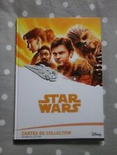 Album Star Wars complet avec la série complète des 90 cartes !!!!!