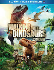 Walking With Dinosaurs (Blu-ray + DVD + Digital HD 2-Disc Set) ~ New & Sealed!