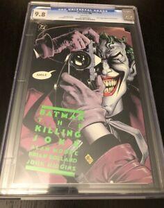 Batman: The Killing Joke CGC 9.8 1st Print