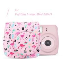 Fashion Protective Camera Case Bag Cover With Shoulder Strap for Mini 8 Mini 9 L