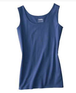 CABELAS Cotton TANK TOP (Navy or Pink) M(8-10) NWT
