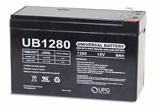 12V 8AH Replacement for APC Back-UPS ES 750 UPS Battery