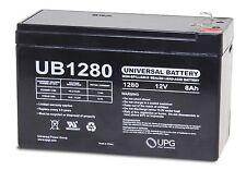12V 8AH Replacement for APC Back-UPS ES 750 UPS Battery