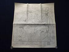Landkarte Meßtischblatt 4773 Kempen, Reichsgau Wartheland, Posen, 1940