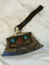 Antique Tibetan Flint Pouch/Striker 1800's