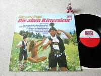 BAYERN POP: Die Alten Rittersleut 1974 LP EUROPA SEXY CVR CHEESECAKE, P. STEINER