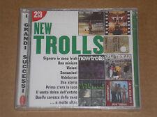 NEW TROLLS - I GRANDI SUCCESSI - 2 CD SIGILLATO (SEALED)