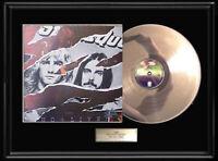 STATUS QUO LIVE WHITE GOLD SILVER  PLATINUM TONE RECORD LP VINYL ALBUM RARE
