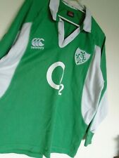 Vintage Canterbury Ireland rugby jersey size M