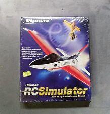 Ripmax R/C Simulator Software Version 1.00 # P-SIM180 NIB
