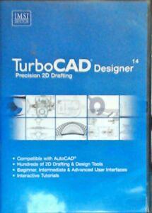 TurboCAD Designer 14 Precision 2D Drafting