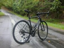 Canyon Endurace CF SL 7.0 with Tubeless Bontrager AW2 32c tires