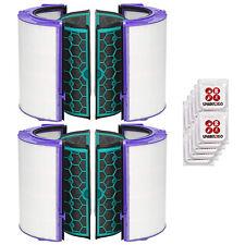 Filtro di carbonio filtri HEPA per Dyson PURO COOL DP04 HP04 TP04 PURIFICATORE D'ARIA VENTOLA