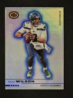 2019 Chronicles Dynagon #DY34 Russell Wilson /99 - Seattle Seahawks