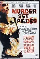 Dvd **MURDER SET PIECES** nuovo 2007